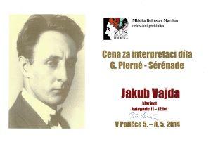 Cena - Jakub Vajda